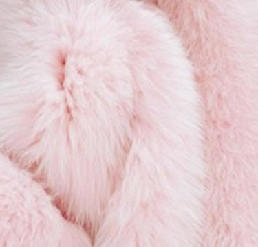 Pretty Rugged Baby Blanket Pink Mink